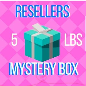 mystery resell/rescue box